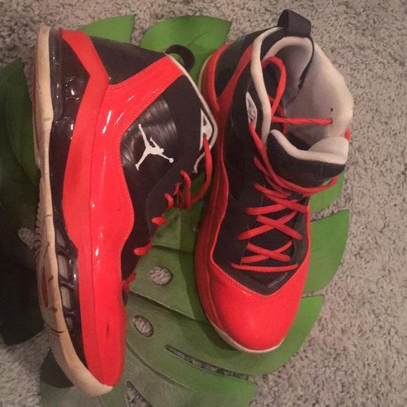 Nike Air Jordan Melo M8 shoes, sneakers